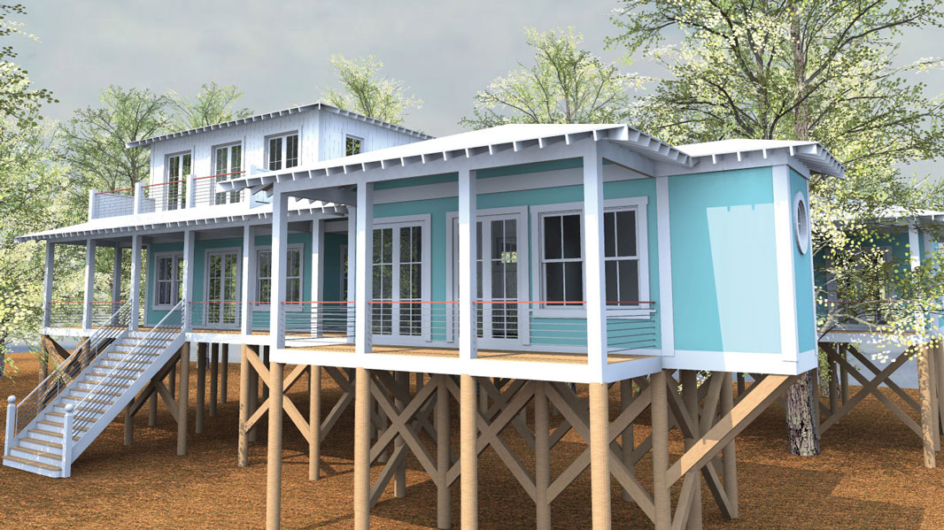 Jdd fish camp insulsteel of south carolina llc for Fish camp house plans