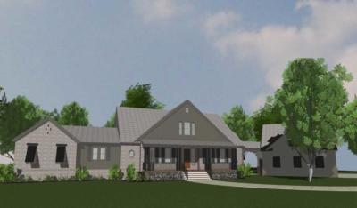 Summerville Custom Home 2